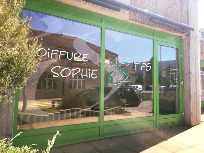 Vitrines - Sophie's Tifs